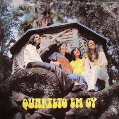 Brilliant brazilian music: Quarteto em Cy