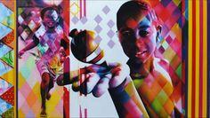 Beyond Banksy Project / Eduardo Kobra
