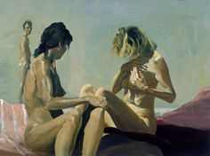 Eric Fischl | A Perfectly Fine Day, 1988