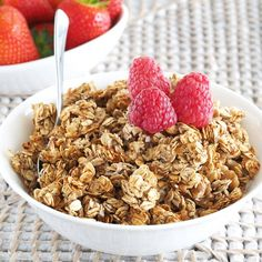 Sugar-free, oil-free banana granola {recipe]
