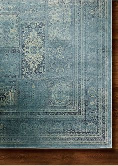 Timeless meets trendy. Classical motifs are set in a beguiling colorway in this exotic yet versatile design. The Justina Easy Care Rug is composed of a silky viscose blend for maximum comfort underfoot.