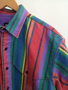 The Rainbow on my shirt...
