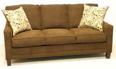 "At Biltrite, 75"" sofa, 56"" loveseat"