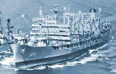 UNREP USNS Mississinewa