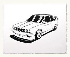 Image of BMW E30 M3