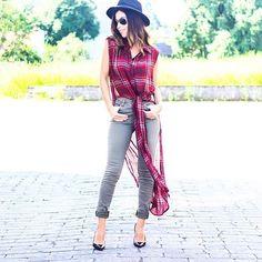 Bom dia friozim!  E essa sexta além de fresquinha veio bem inspiradora. Look todo @foccaj essa delicia de loja/marca jeans que é uma graça só!