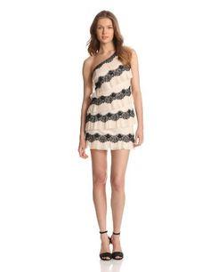 maxandcleo Women's One Shoulder Tiered Lace Dress, http://www.amazon.com/dp/B00ALT3GL0/ref=cm_sw_r_pi_awdm_cuZmvb0C45W29