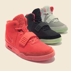 Nike women's running shoes are designed with innovative features and technologies to help you run your best, whatever your goals and skill level. Yeezy Sneakers, Casual Sneakers, Adidas Sneakers, Shoes Sneakers, Air Yeezy 1, Yeezy 2, Nike Shoes Air Force, Nike Air, Yeezy Collection