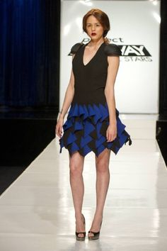 Redemption on the Runway Project Runway, All Star, Ballet Skirt, Stars, Outfits, Fashion, Moda, Suits, La Mode