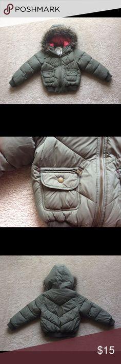 Girls jacket. Girls jacket lightly used. Good condition. La Girls Jackets & Coats