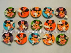 Jcakehomemade Mickey Mouse And Friends, Disney Mickey Mouse, Minnie Mouse Cake, Happy 2nd Birthday, Cupcakes, Cookies, Desserts, Food, Crack Crackers