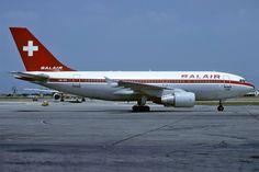 Swiss Air, Airplane Photography, Air Photo, Vintage Air, Civil Aviation, Air Travel, Airplanes, Switzerland, Aircraft