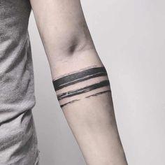 Las 56 Mejores Imágenes De Tatuaje De Brazalete En 2019 Armband