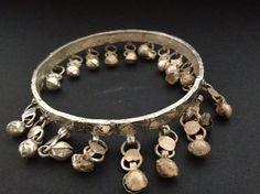 Silver Rashaida armband
