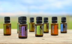 Best afternoon pick-me-up ever:   1 drop of peppermint essential oil + 1 drop of wild orange essential oil---> Place them on your hands and take a big whiff. No caffeine required!