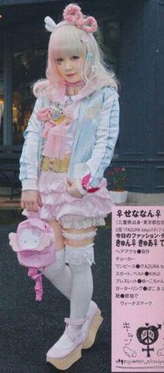 Cute Fairy Kei Style!