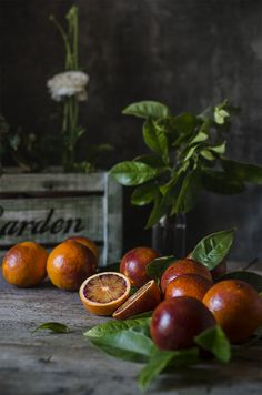 Sabores y Momentos   Crema de naranja sanguina {Blood orange curd}   http://saboresymomentos.es
