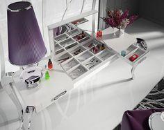 Tocador vanity chest colecci n de tocadores bella by - Franco furniture precios ...