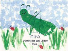 Footprint grasshopper