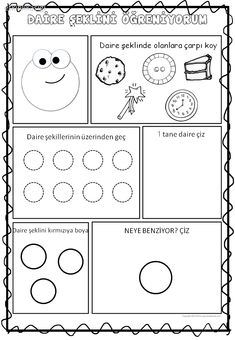 Preschool Printables, Preschool Activities, Math For Kids, Math Skills, Writing Activities, Childhood Education, Pre School, Worksheets, Classroom