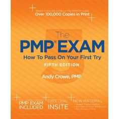 Pmp exam prep 8th edition pdf by rita mulcahy free full download the pmp exam how to pass on your first try by andy crowe ebook pdfproject managementbusiness fandeluxe Gallery