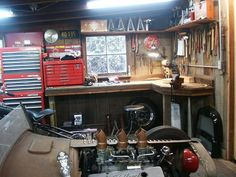 Welcome to my little garage! - The Garage Journal Board