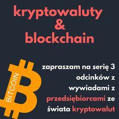 W najbliższym czasie opublikuję serię 3 wywiadów z przedsiębiorcami ze świata kryptowalut i technologii blockchain. Będą to: Robert Viglione – Co-founder projektu ZenCash, Robert Więcko – Head of Project Management w Dash Core Team oraz Rafał Zaorski – wspóltwórca polskiej firmy Krypto Jam SA, aktywny spekulator na rynkach kryptowalut. Jeżeli chcesz być powiadamiany o wydawanych odcinkach, to zapraszam gorąco do subskrybowania. Podkast dostępny jest w wersji zarówno video jak i audio w…