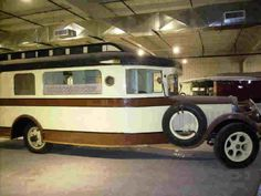 RV museum  (sweet!  ~sid) Tin Can Tourists - http://www.tincantourists.com