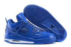 http://www.airjordanretro.com/hot-air-jordan-4-11lab4-all-blue-patent-leather-men-basketball-shoes.html HOT AIR JORDAN 4 11LAB4 ALL BLUE PATENT LEATHER MEN BASKETBALL SHOES Only $86.00 , Free Shipping!