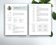 Resume template for MS Word @creativework247