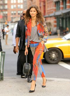 Why ZendayaandVivienne Westwood Are a Red Carpet Style Match