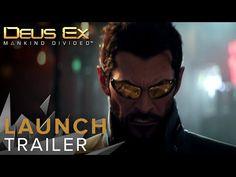 Просто релизный трейлер Deus Ex: Mankind Divided - FatCatSlim | Гики пишут для гиков