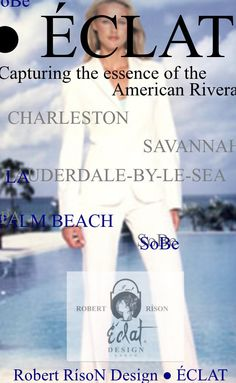 TOP of The World to Our Global Fashionistas @ ÉCLAT  …. Let Us Give You An Infectious Glimpse Into the Essence of the American Riviera CHARLESTON....SAVANNAH...PALM BEACH...LAUDERDALE-BY-THE-SEA ....SOBE!!!... COME Let's Peruse Now! Shoppe Now! And Buy Now.. Discover More Essence Here! @ ÉCLAT http://eclatlrison.wix.com/rison #KarlLagerfeld #AtlantaMart #Celibacy #HSN #numéro #RupaulDragRace #versace #QVC #ECLAT #detailsmagazine #MakeItWork #Antthony #chanel #dvf