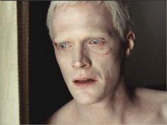 "Silas (Paul Bettany) in ""The Da Vinci Code"" 2006 Code Movie, Weak Men, Paul Bettany, Actors Male, Dan Brown, Feature Article, British Actors, Archetypes, Character Inspiration"