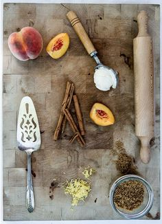 Apartment 34 | Cooking Out of Your Comfort Zone {3}: Three Babes Bake a Melba Peach Pie