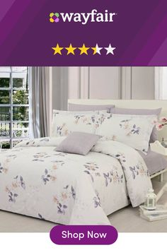 King Duvet Cover Sets, Duvet Covers, Bedroom Size, Queen, Decoration, 3 Piece, Trends, Create, Printed