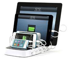 Oplaaddock voor vijf iPads tegelijk | B R I G H T