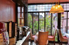 #cihangir #cafe #garden #breakfast #coffee  # drinks #organic #eat #yummy #dinner