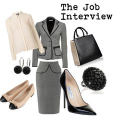 The Job Interview - Fashion ideas for any occasion at Herinterest.com