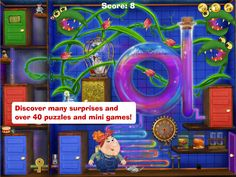 EDITOR'S CHOICE - Join Alph and Betty as they find themselves in their quirky and fun world with a ton of awesome games and educational activities to explore....