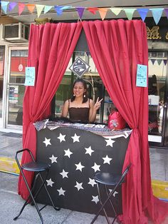 fortune teller booths | fortune teller booth