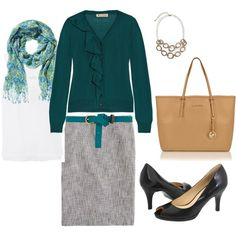 OOTD 4/23/2012, created by vweldon on Polyvore