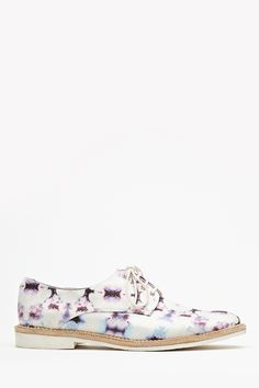 Zoe Oxford - Purple Haze in Shoes at Nasty Gal