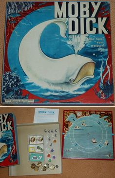 Moby-Dick: The Game of the White Whale