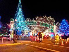 Best Christmas Lights in Wisconsin