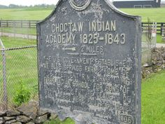 Choctaw Indian Academy by kaintuckeean, via Flickr