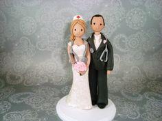For a medical wedding.