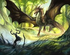 Protector of the Forest by AlectorFencer on DeviantArt