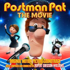 Soundtrack Review: Postman Pat The Movie by Rupert Gregson-Williams