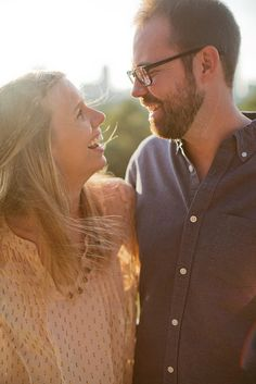 Andrew + Laura | Engagement Photos in Tulsa by Ellie Be